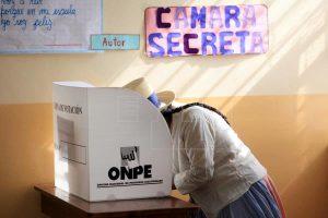 PERU: Millones de personas van a las urnas hoy en medio de incertidumbre