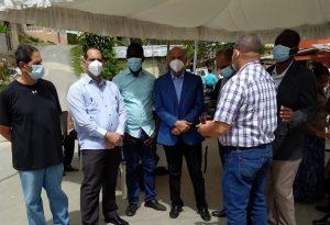 Comisión PRM en SDN se solidariza con familiares de pastores asesinados