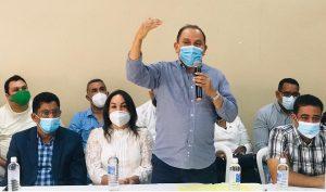 Jiménez Peña asegura con Fuerza del Pueblo Leonel será presidente en 2024