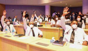 Concejo de Regidores en el Cabildo de SDE escogió a sus bufetes directivos