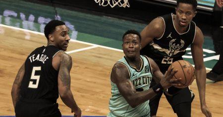 Bridges y los Hornets ganan al segundo equipo de Bucks