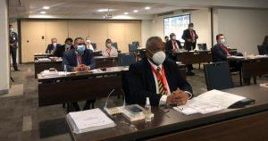PERU: Presidente TSE es jefe de Misión de Observadores UNIORE