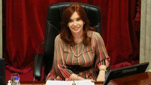 ARGENTINA: Vice Fernández sobreseída en juicio del «dolar futuro»