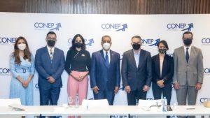 Aspirantes Concejo Municipal de NY se reúnen con empresarios de la RD