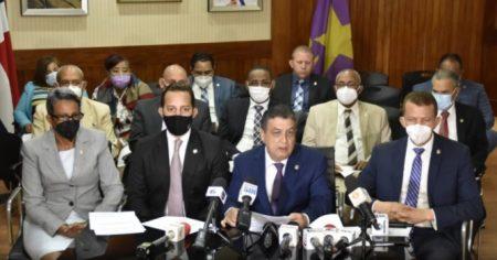 PLD advierte «rebeldía» si el Gobierno no paga prestaciones a los cancelados