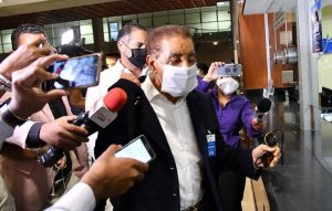 Pepca cita a Diandino Peña para que responda a imputaciones corrupción