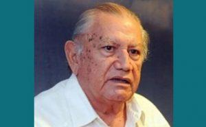 PLD lamenta partida del laureado escritor Marcio Veloz Maggiolo