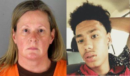 EE.UU: Presa y acusada de homicidio involuntario policía mató joven negro
