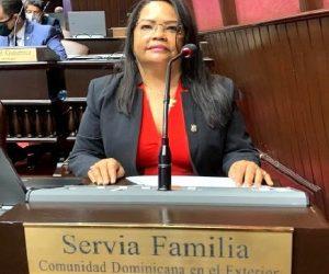 Diputada pide incluir dominicanos en exterior en plan nacional de vivienda