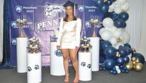 Joven dominicana se gradua con honores Universidad de Pennsylvania