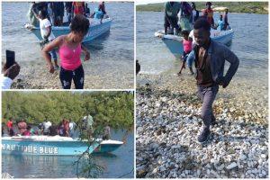 Continúan operaciones de rescate tras naufragio en costas de Haití