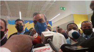 Presidente Abinader advierte «quien cometa estafa tiene que pagarlo»