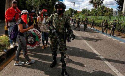 COLOMBIA: Levantan bloqueo y abren corredor humanitario en ciudad de Cali