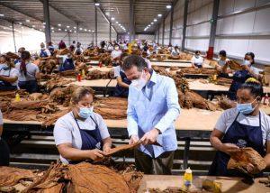 Exportaciones zonas francas alcanzan un crecimiento interanual de 108%