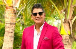 """Cantante Eddy Herrera enciende las fiestas con """"Libre Navidad"""""""