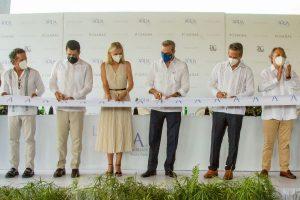 Presidente inaugura en Punta Cana el primer hotel Grupo Posadas en la RD