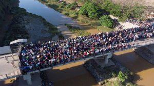 Una cantidad de haitianos mayor que lo habitual intentó cruzar hacia la RD