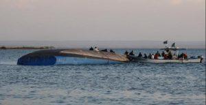 Nueve desaparecidos tras naufragio de una embarcación en Haití