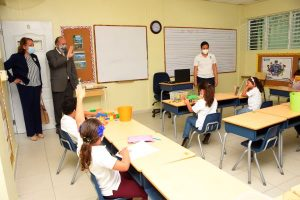 Ministerio de Educación supervisa los colegios privados del Distrito Nacional