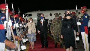 Abinader regresó al país tras asistir a toma posesión Presidente de Ecuador