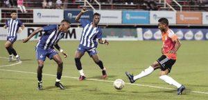 Cibao FC mantiene la punta en la Liga Dominicana de Fútbol 2021