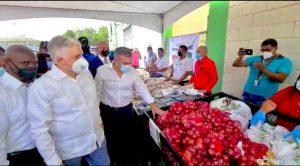 """Lanzan en Santiago campaña """"Cocínale a Mamá con INESPRE""""; inauguran local"""