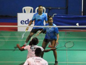 Dominicana Nairoby Jiménez se acerca a clasificación JJOO en badminton