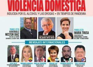 Realizarán este sábado Seminario Internacional Violencia Doméstica
