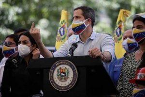 VENEZUELA: Guaidó pide presionar para un acuerdo que salve la nación