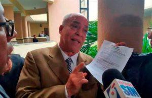 Ministerio Público emite orden arresto contra el abogado Johnny Portorreal