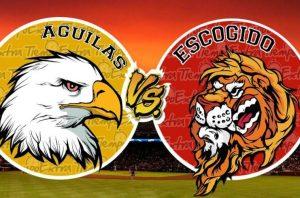 Las Águilas Cibaeñas y los Leones el Escogido intercambian jugadores