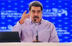 VENEZUELA: Maduro dice ha logrado contener segunda ola de la covid-19