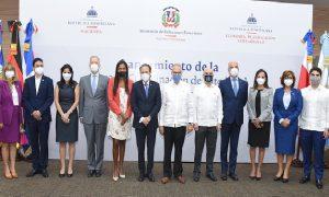 Lanzan Mesa Coordinación de Alto Nivel de la Cooperación Internacional