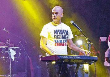 Expresidente haitiano ofrecerá este viernes concierto en Hard Rock de SD