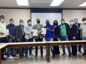 Ministerio Trabajo soluciona conflicto entre Falcondo y sus trabajadores