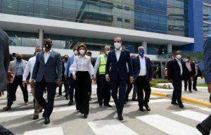 Presidente Luis Abinader admite un rebrote de coronavirus en la capital
