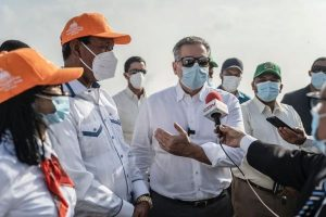 Gobierno convertirá en un modelo de gestión el vertedero de San Cristóbal