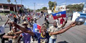 Opositores haitianos se desmarcan del auge de la violencia entre bandas