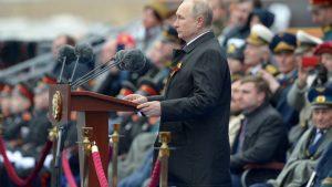 RUSIA: Putin afirma defenderá firmemente los intereses nacionales