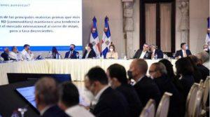 Abinader pide compromiso nacional para afrontar la inflación de 10,48 %