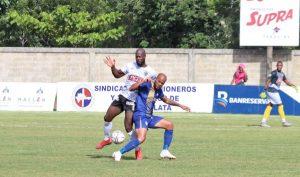 Luis Espinal marcó goles victoria de Moca sobre OyM en la LDF 2021