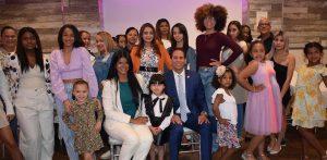 NUEVA YORK: Cabrera recibe apoyo de la escuelade modelaje Elizabeth Talent
