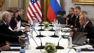 Vladimir Putin dice acordó con Biden el regreso embajadores EU y Rusia