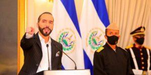 EL SALVADOR: Presidente Bukele dice desconfiar en OEA en tema corrupción