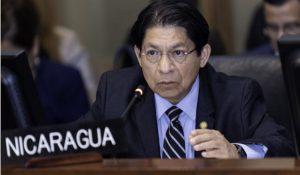 Nicaragua protesta por «insólitas declaraciones» de la R.Dominicana