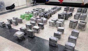 Fragata francesa intercepta una lancha con drogas al sur de Rep. Dominicana