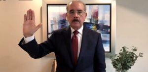 El Frente Amplio pide al Parlacen que despoje de inmunidad a Danilo Medina