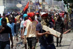 ONU pide detener violencia y proteger población vulnerable de Haití