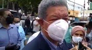 Leonel aclara Parlacen no es refugio para inmunidad; analiza caso Danilo