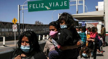 México y Estados Unidos reafirman la voluntad para una migración ordenada